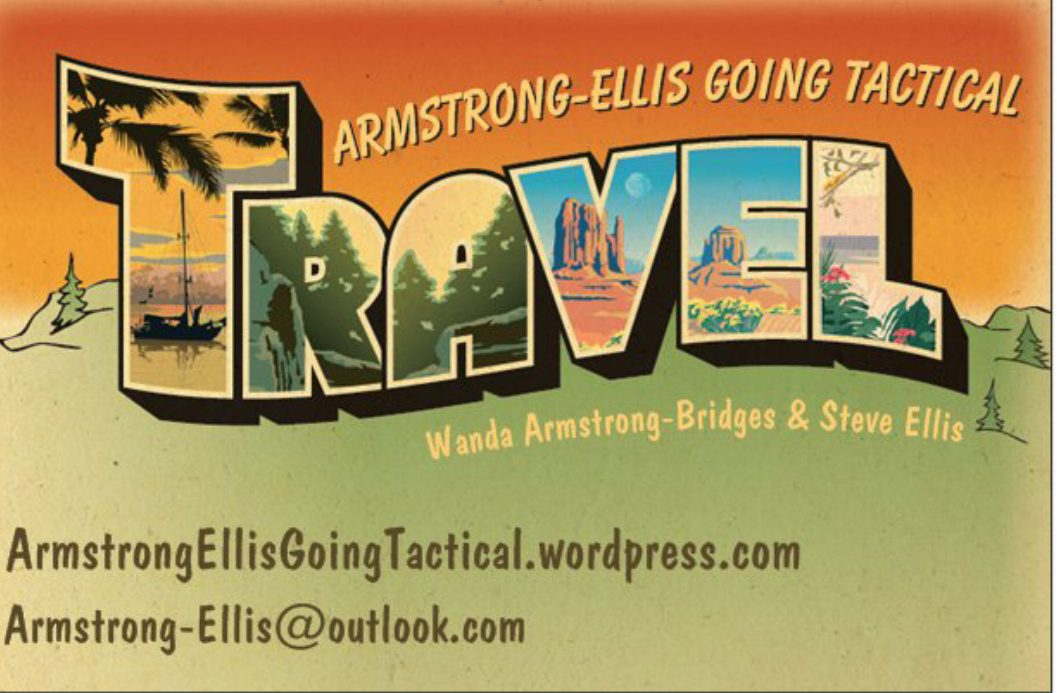 Armstrong-Ellis Going Tactical